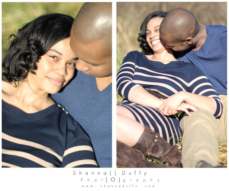 Greensboro nc wedding photographer engagement photography