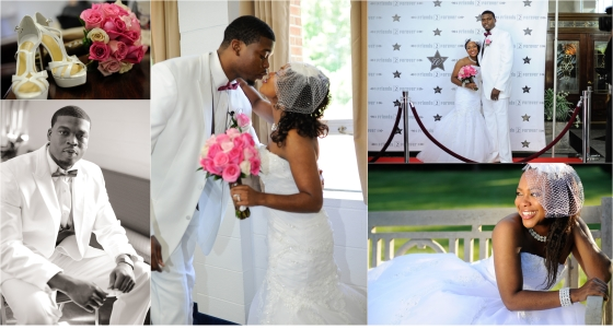 Greensboro featured wedding photographer