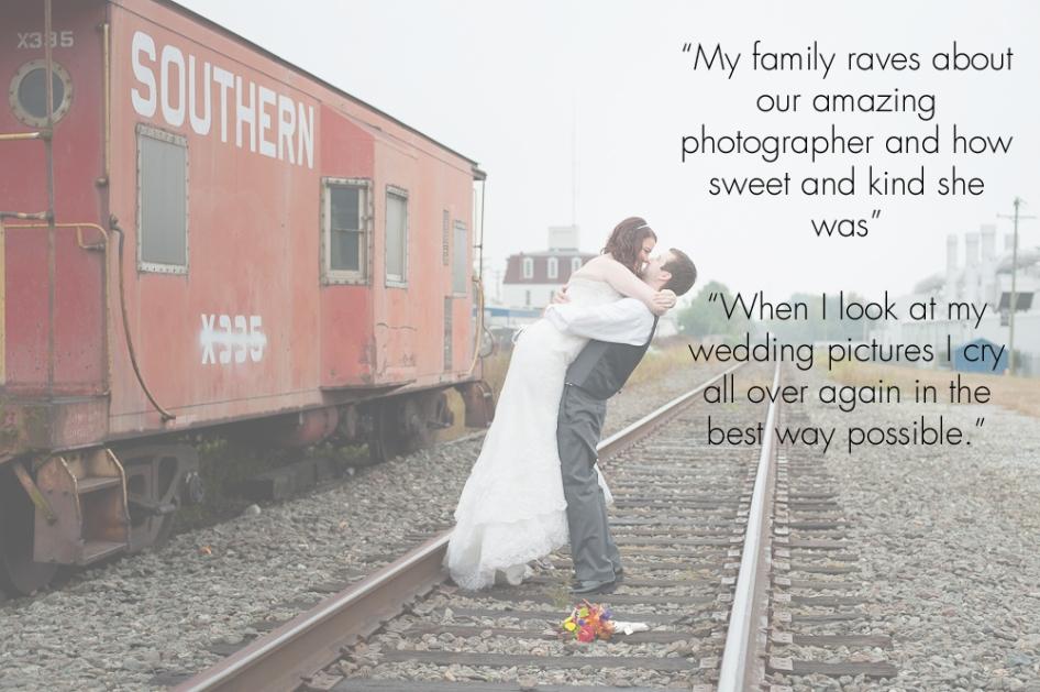 Kernersville Wedding Photographer Testiimonials, wedding Photography